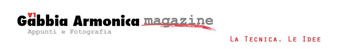 Il Magazine Della Gabbia Armonica