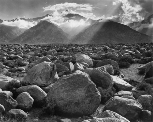 Mount Williamson, Sierra Nevada, 1944