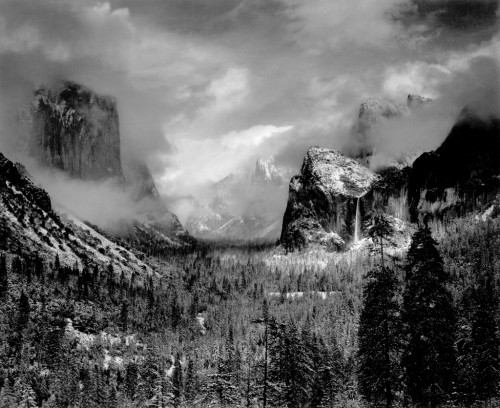 Yosemite Valley 1942