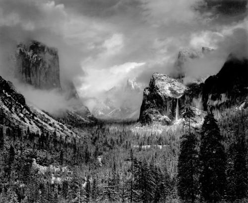 Yosemite Valley 1942