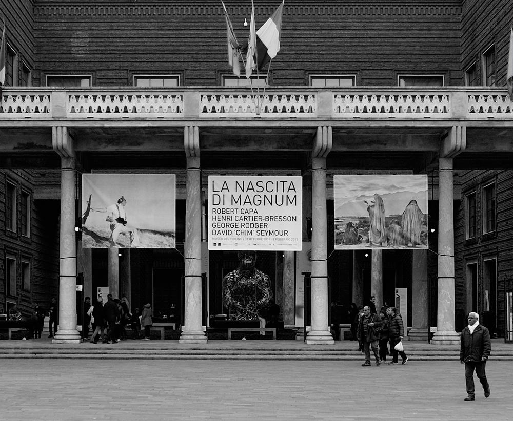 La Nascita di Magnum. Museo del Violino, Cremona