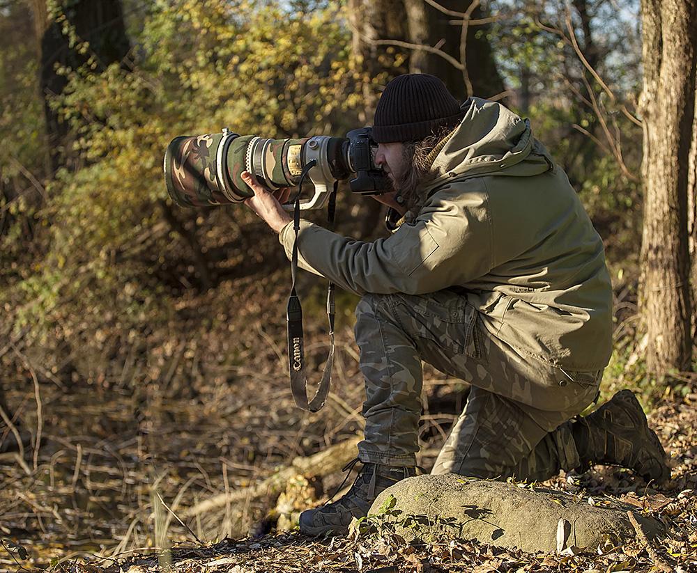 Fotografia naturalistica: mimetismo e appostamento - Il Magazine ...