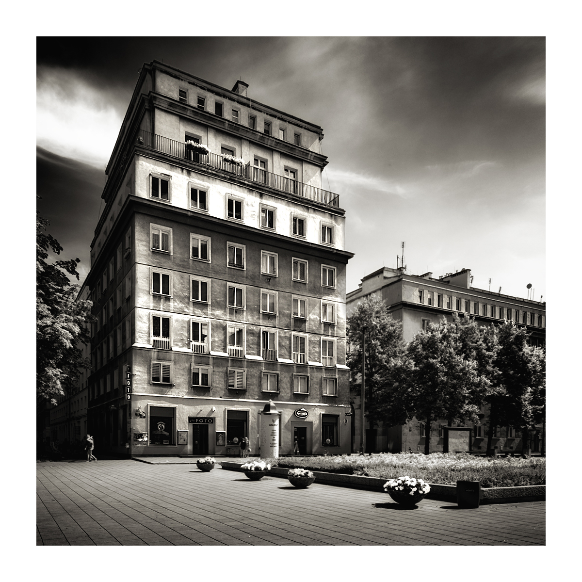 Nowa Huta. Kraków. Di Francesco Merenda