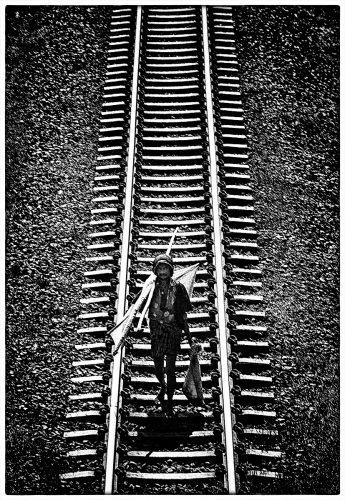 Il Progetto Fotografico - Foto Francesco Merenda. La Gabbia Armonica
