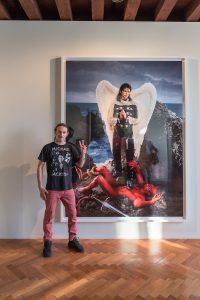 David La Chapelle a Venezia - Nella Gabbia Armonica